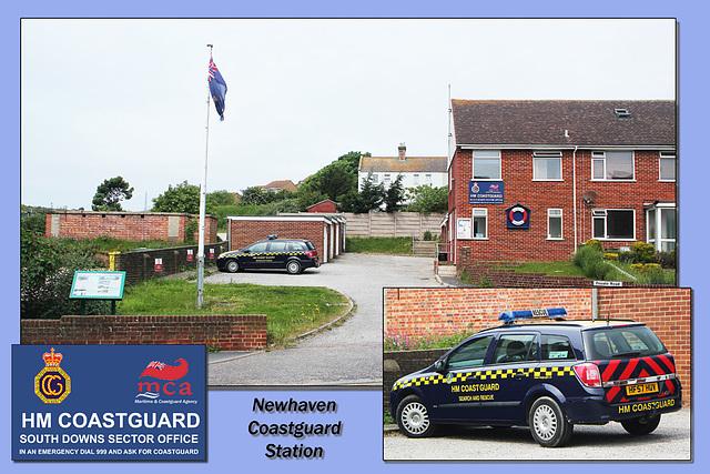 Newhaven Coastguard Station 31 5 2012