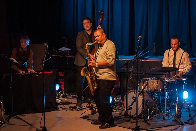Sven Erik Lundeqvists Quartet II