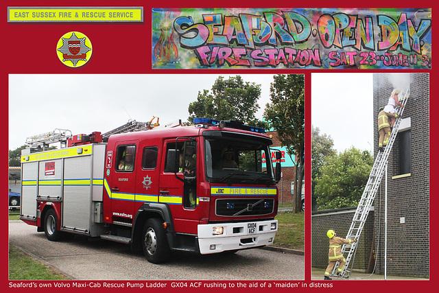 Seaford FS open day GX04 ACF 23 6 2012