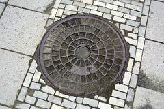 Leipzig 2013 – DDR manhole