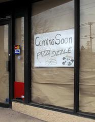 Pizza Nozzle; Pizza Buzzard; Pizza Embezzler; Pizza Guzzles; Pizza Buzzsaw; Dizzy Pizza; Pizza Fizz; Pizza Piazza Mezzanine; Jacuzzi Pizza; Pizza Whizzed; Pizza Abuzz; Pizza Zzt-zzt.