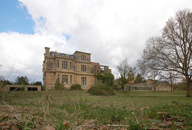 Bylaugh Hall, Norfolk