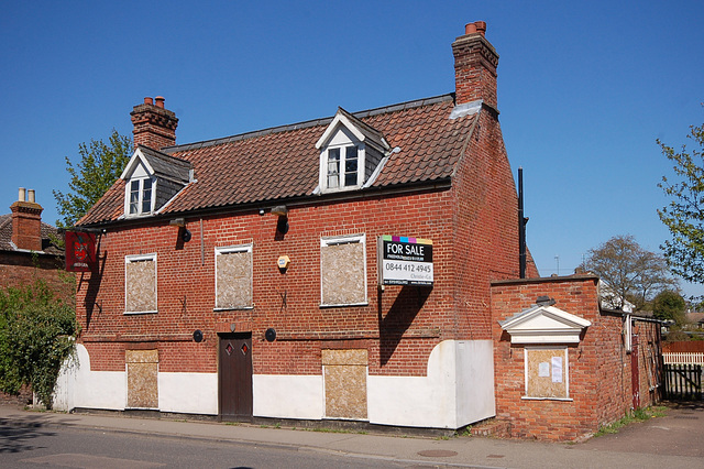 Red Lion, No.6 Spalding Road, Holbeach, Lincolnshire