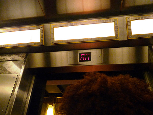 80th floor, w/ 'fro