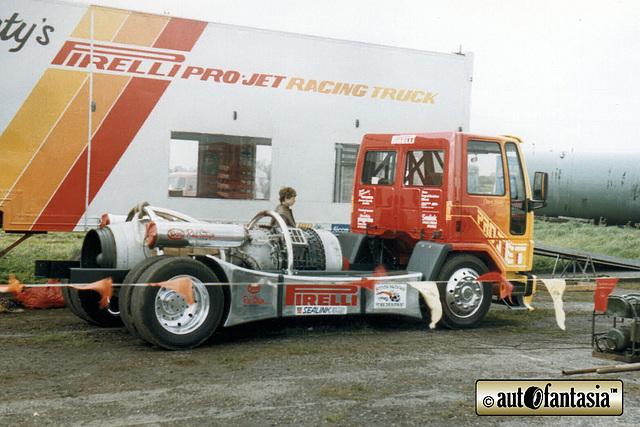 York Raceway 1986