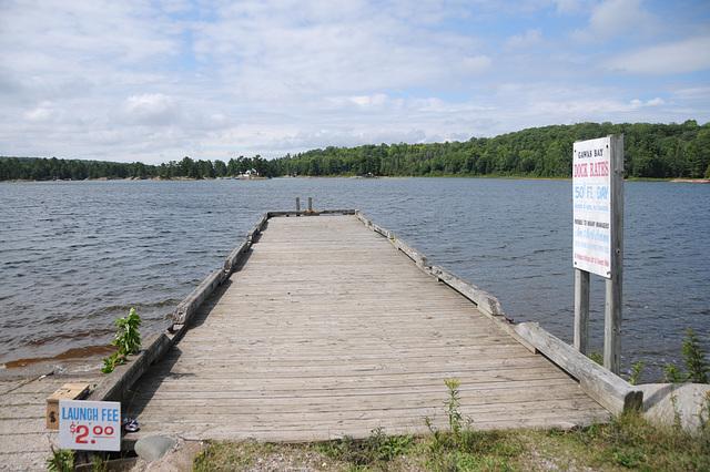 Gawas Bay Dock