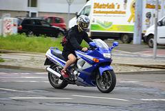 Leipzig 2013 – Biker