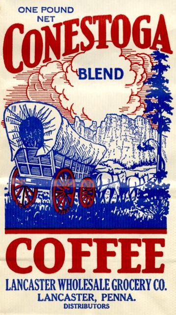 Conestoga Coffee, Lancaster, Pa.