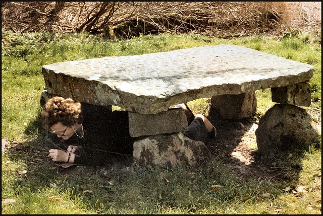 Ronan's altar