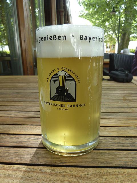 Leipzig 2013 – Beer