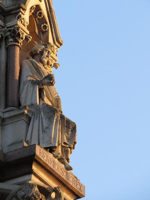 crimean war memorial, the sanctuary, westminster
