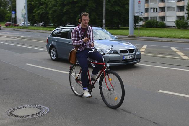 Leipzig 2013 – No hands