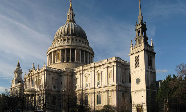 St Paul's and St Augustine