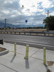 The city of Albuquerque is well-known for the all-the-time hot airballoonery of its rich.