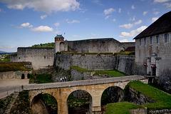 BESANCON: Citadelle:  La tour du roi.