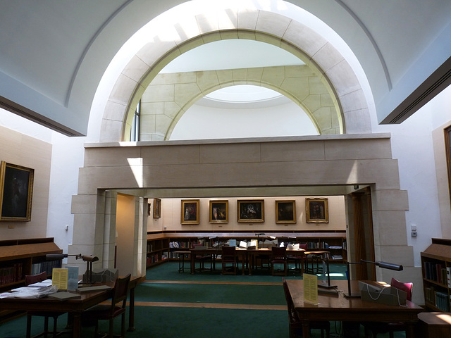 Folger Reading Room
