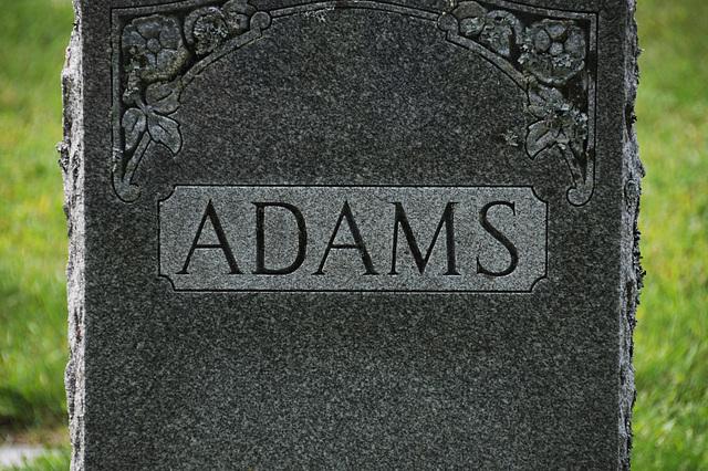 Adams (Ernest and Gertie)