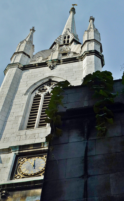st.dunstan in the east, london