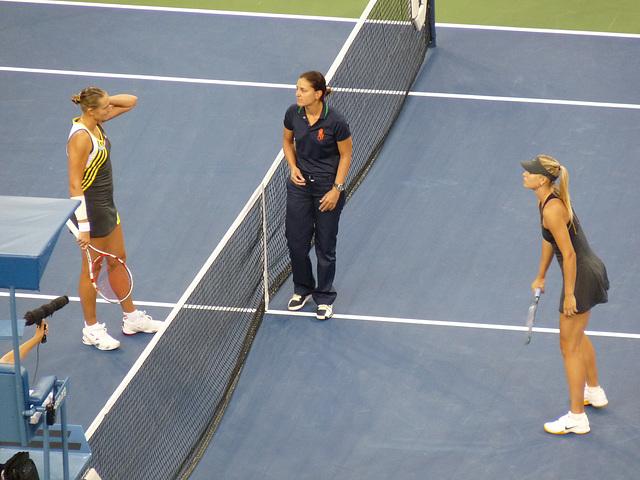 Petrova & Sharapova