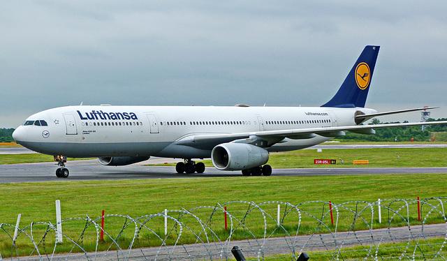 Lufthansa KE