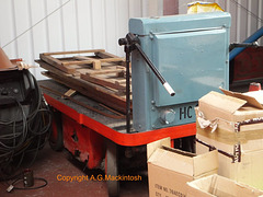Electric hand truck 27-05-13