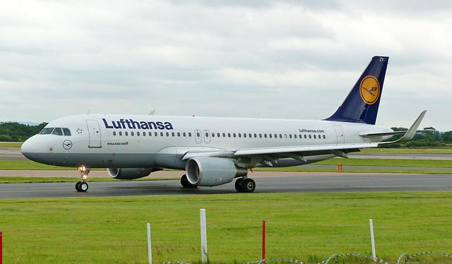 Lufthansa ZV