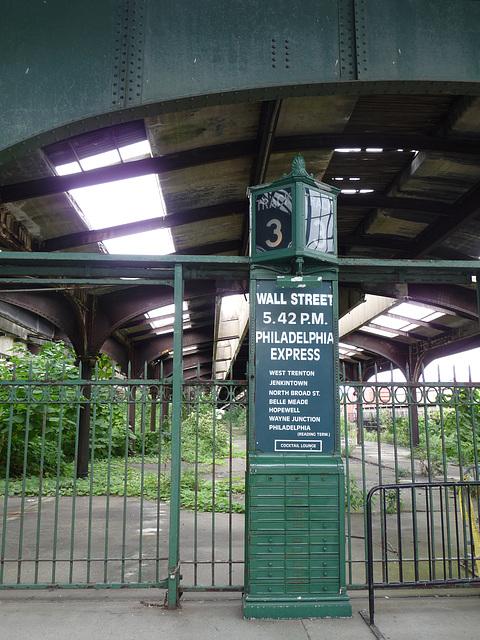 abandoned gates