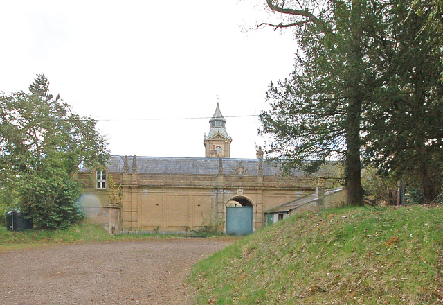 Stable Block, Hall, Norfolk