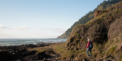 Hiking the Oregon Coast