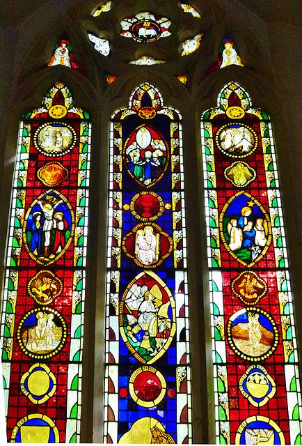 claydon church, suffolk