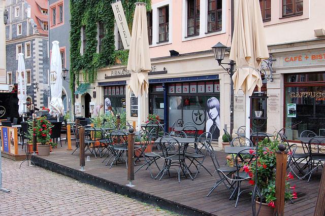 stratkafejo - Straßenkaffee