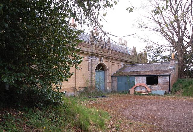 Stable Block, Hall, Norfolk