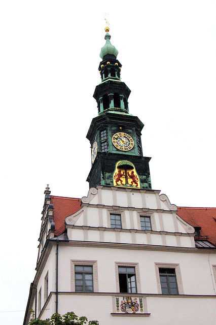 Urbodomo Pirna (Rathaus Pirna)