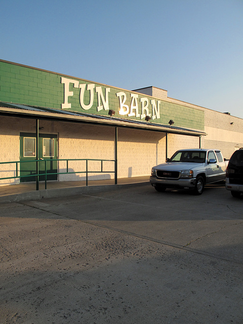 Your destination for barn fun in literally all conceivable varieties.