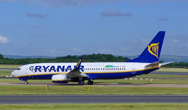 Ryanair EMO