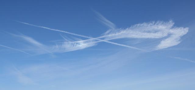 Airborne artwork