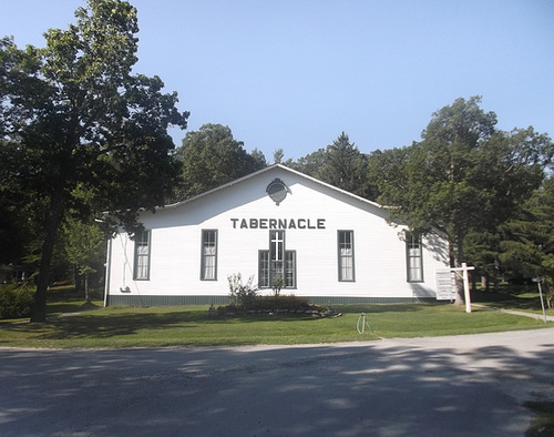 Tabernacle ....... / Wellesley Island state park.