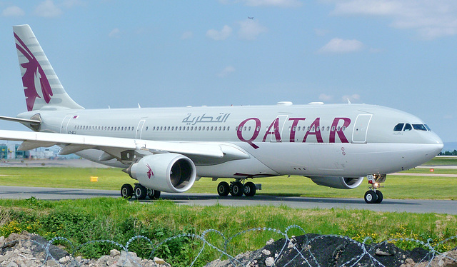 Qatar ACJ