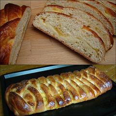 Braided Lemon Bread