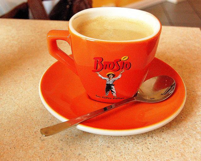 Taso da kafo (Eine Tasse Kaffee)