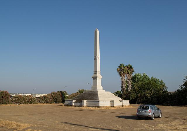 Tuttle, CA Fancher monument (0592)