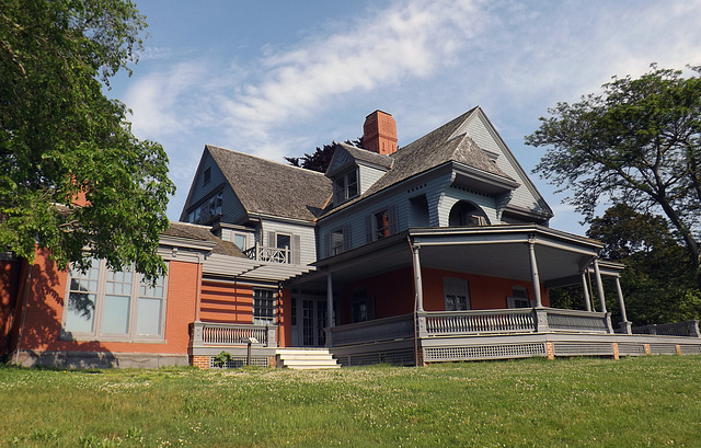 Sagamore Hill, May 2012