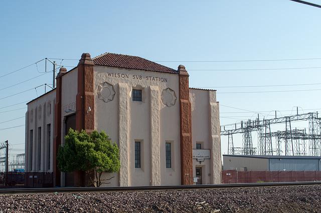 Tuttle, CA Wilson substation (0590)