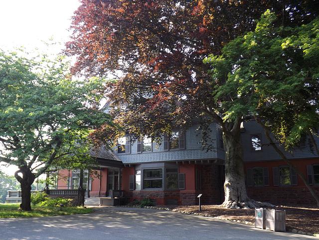 Sagamore Hill, May 2012
