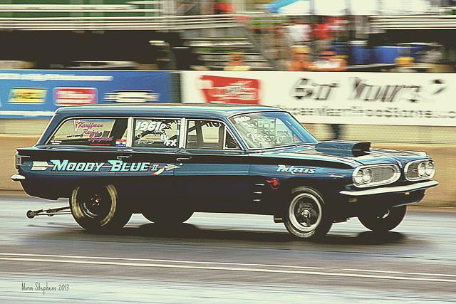 1961 Pontiac Tempest  Wagon