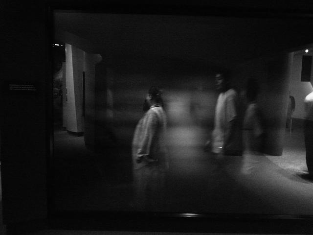 ghost screen