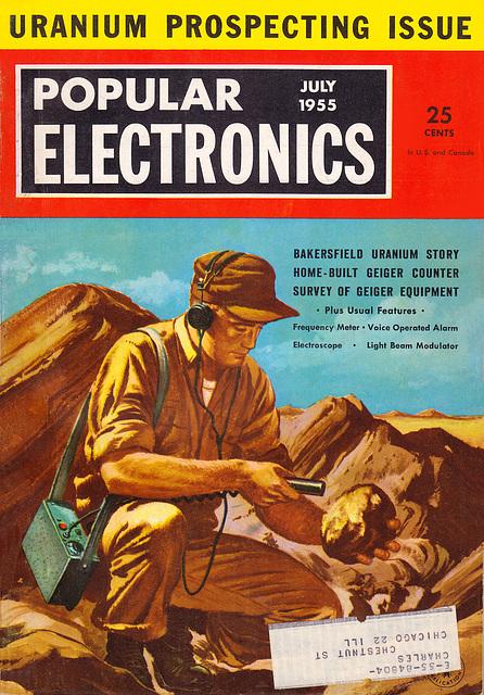 Uranium prospecting