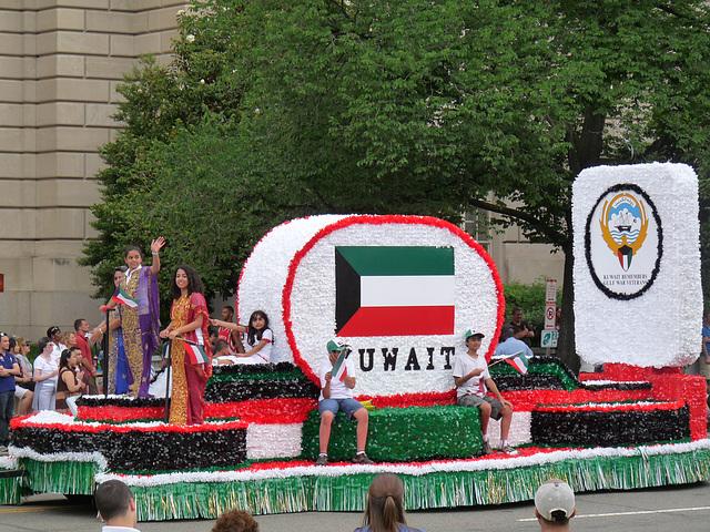 Kuwait float