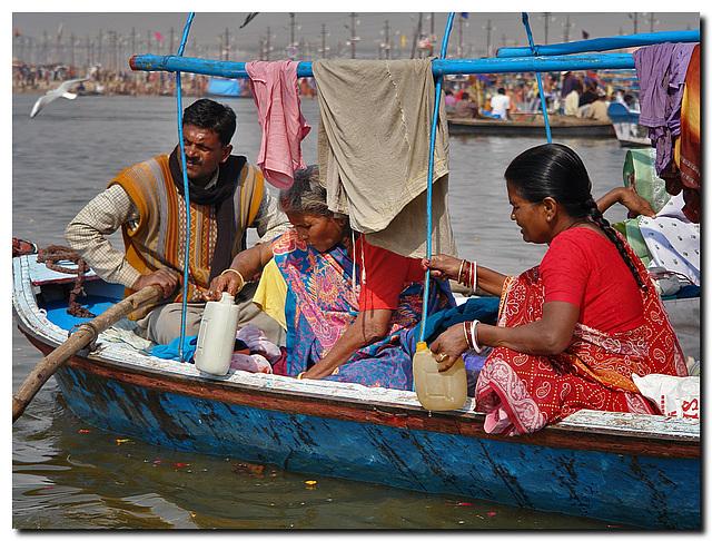 Besucherboot