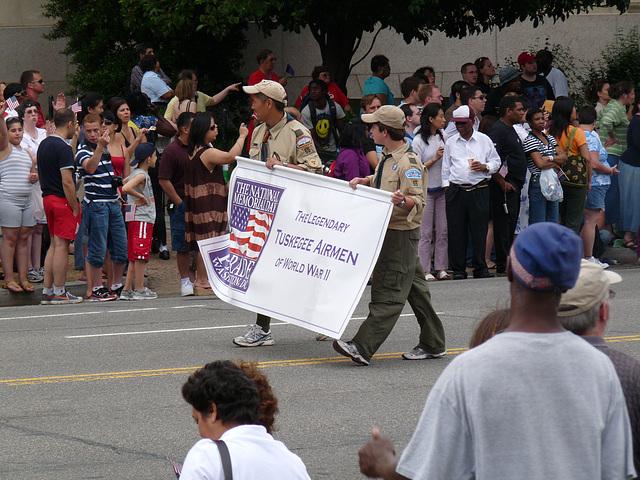 Tuskegee Airmen intro